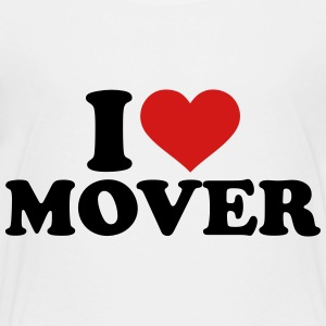 I love mover Kids' Shirts - Toddler Premium T-Shirt