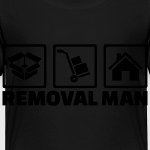 Removal man Kids' Shirts - Toddler Premium T-Shirt