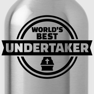 World's best undertaker Kids' Shirts - Water Bottle