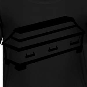 Coffin Kids' Shirts - Toddler Premium T-Shirt