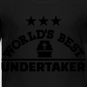 Best undertaker Kids' Shirts - Toddler Premium T-Shirt