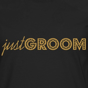 Groom - Men's Premium Long Sleeve T-Shirt