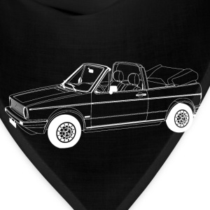 Golf Mk1 Convertible - Bandana