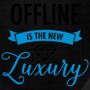 Offline Is The New Luxury Women's T-Shirts - Bandana