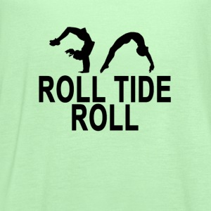 roll_tide_roll - Women's Flowy Tank Top by Bella