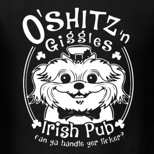 Irish Pud  - Men's T-Shirt