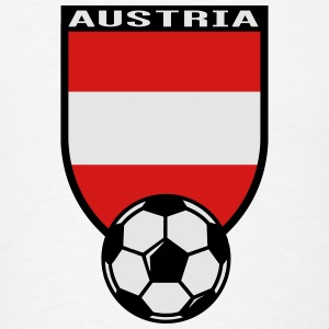 European Football Championship 2016 Austria Long Sleeve Shirts - Men's T-Shirt