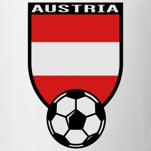 European Football Championship 2016 Austria Women's T-Shirts - Coffee/Tea Mug