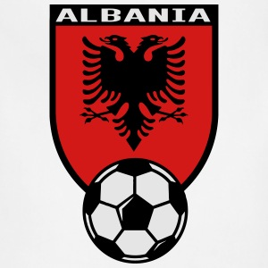 European Football Championship 2016 Albania T-Shirts - Adjustable Apron