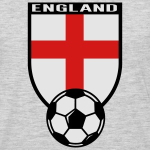 European Football Championship 2016 England Women's T-Shirts - Men's Premium Long Sleeve T-Shirt