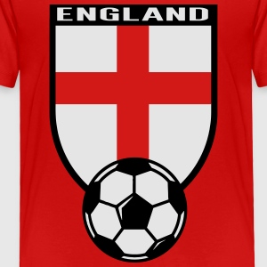 European Football Championship 2016 England Kids' Shirts - Toddler Premium T-Shirt
