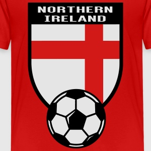 European Football Championship 2016 Northern Irland Kids' Shirts - Toddler Premium T-Shirt