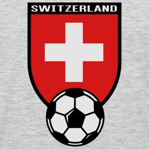 European Football Championship 2016 Switzerland Kids' Shirts - Men's Premium Long Sleeve T-Shirt