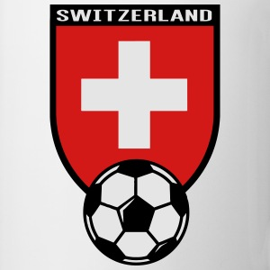 European Football Championship 2016 Switzerland T-Shirts - Coffee/Tea Mug