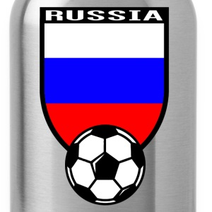 European Football Championship 2016 Russia Baby & Toddler Shirts - Water Bottle