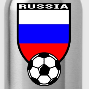 European Football Championship 2016 Russia Long Sleeve Shirts - Water Bottle