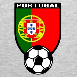 European Football Championship 2016 Portugal Sweatshirts - Men's Premium Tank