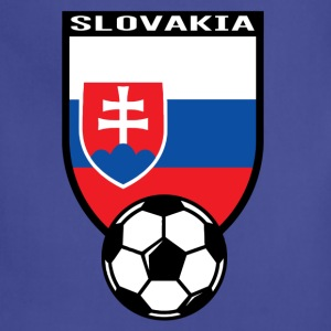 European Football Championship 2016 Slovakia T-Shirts - Adjustable Apron