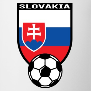 European Football Championship 2016 Slovakia Tanks - Coffee/Tea Mug