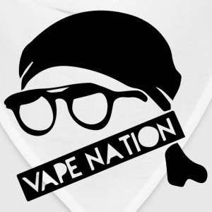 h3h3productions vapenation T-Shirts - Bandana