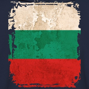 Bulgaria Flag T-shirt - Men's Hoodie
