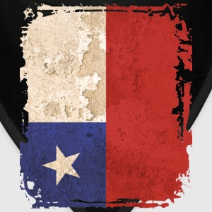 Chile Flag T-shirt - Bandana
