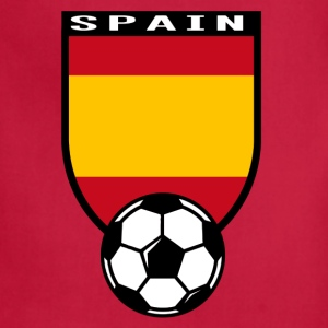 European Football Championship 2016 Spain T-Shirts - Adjustable Apron