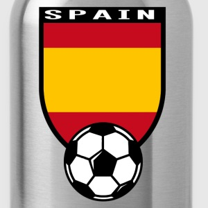 European Football Championship 2016 Spain Hoodies - Water Bottle