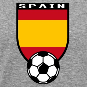 European Football Championship 2016 Spain Hoodies - Men's Premium T-Shirt