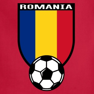 European Football Championship 2016 Romania T-Shirts - Adjustable Apron
