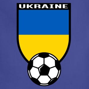European Football Championship 2016 Ukraine  T-Shirts - Adjustable Apron