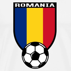 European Football Championship 2016 Romania Long Sleeve Shirts - Men's Premium T-Shirt