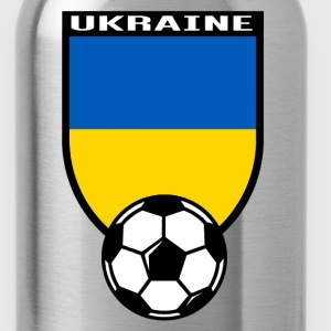 European Football Championship 2016 Ukraine  Hoodies - Water Bottle