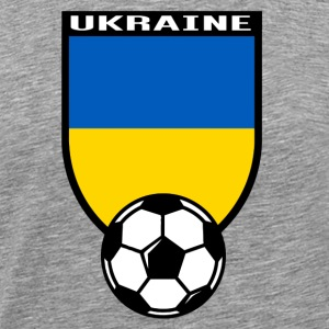 European Football Championship 2016 Ukraine  Hoodies - Men's Premium T-Shirt