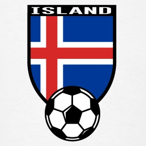 European Football Championship2016 Iceland Sportswear - Men's T-Shirt