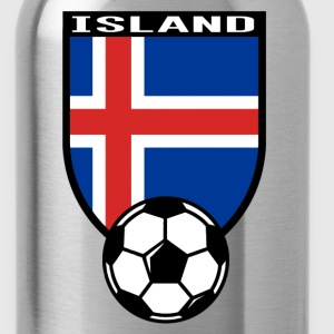 European Football Championship2016 Iceland Baby & Toddler Shirts - Water Bottle