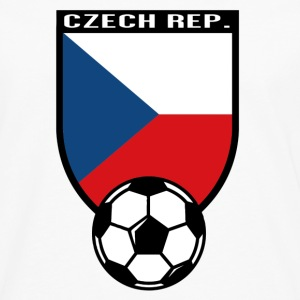 European Football Championship 2016 Czech Republic Women's T-Shirts - Men's Premium Long Sleeve T-Shirt