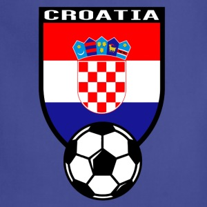 European Football Championship 2016 Croatia Baby & Toddler Shirts - Adjustable Apron