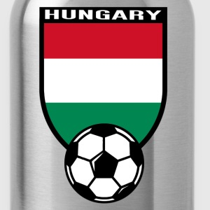 European Football Championship 2016 Hungary Women's T-Shirts - Water Bottle