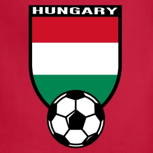 European Football Championship 2016 Hungary T-Shirts - Adjustable Apron