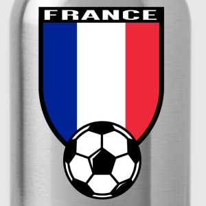 European Football Championship 2016 France Kids' Shirts - Water Bottle