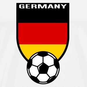 European Football Championship 2016 Germany Hoodies - Men's Premium T-Shirt