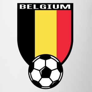European Football Championship 2016 Belgium Baby Bodysuits - Coffee/Tea Mug