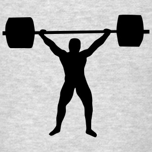 weight lifting Sportswear - Men's T-Shirt