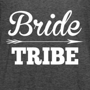 Bride Tribe BridesMaid Groom Wedding Women's T-Shirts - Women's Flowy Tank Top by Bella