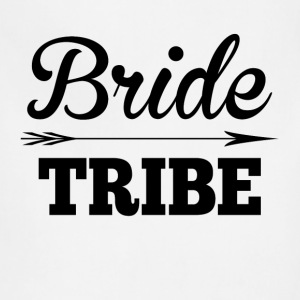 Bride Tribe BridesMaid Groom Wedding Hoodies - Adjustable Apron