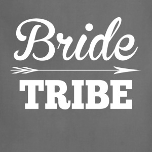 Bride Tribe BridesMaid Groom Wedding T-Shirts - Adjustable Apron