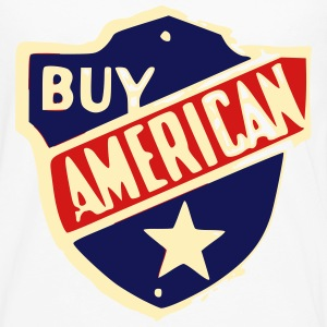 Buy American - Men's Premium Long Sleeve T-Shirt