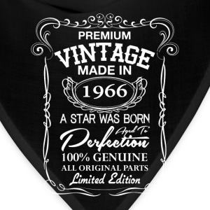 vintage made in 1966 T-Shirts - Bandana