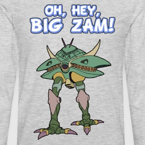 BigZam Women's T-Shirts - Men's Premium Long Sleeve T-Shirt